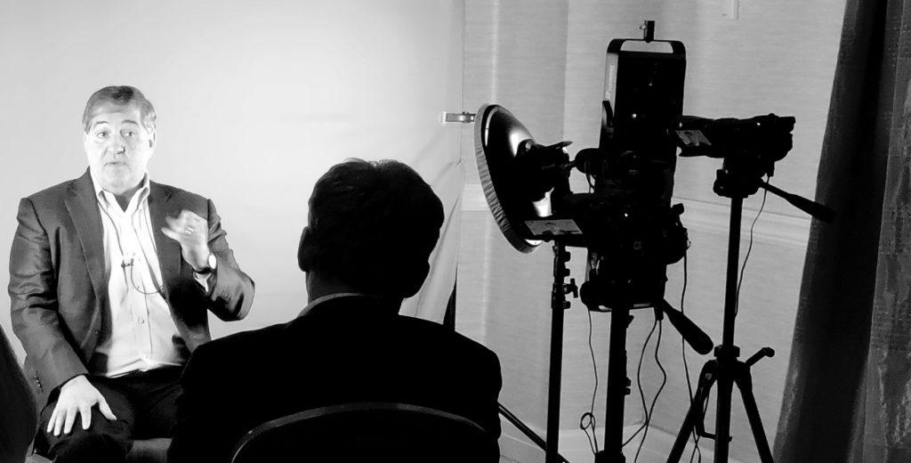 Ed Kopko interviewing Jeff Vinik