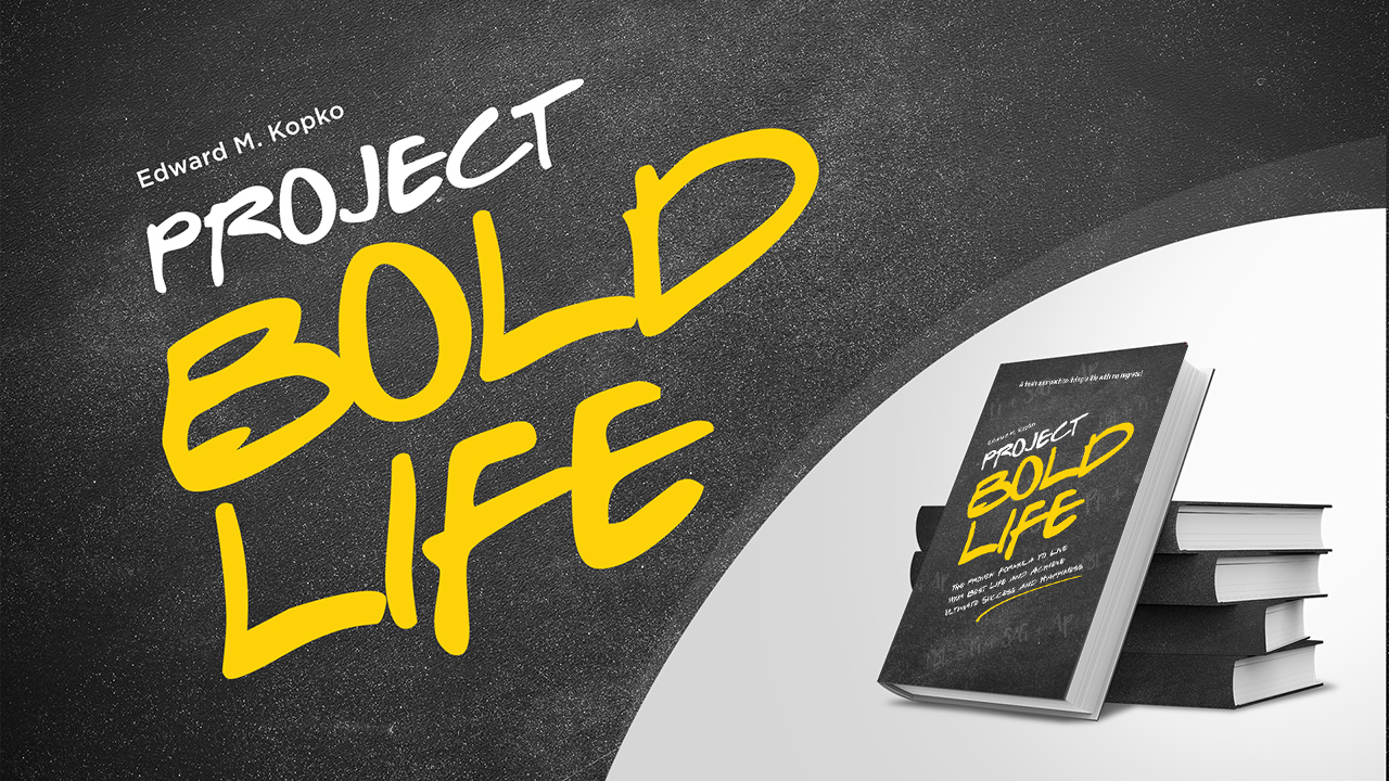 Virtual Book Tour: Project Bold Life