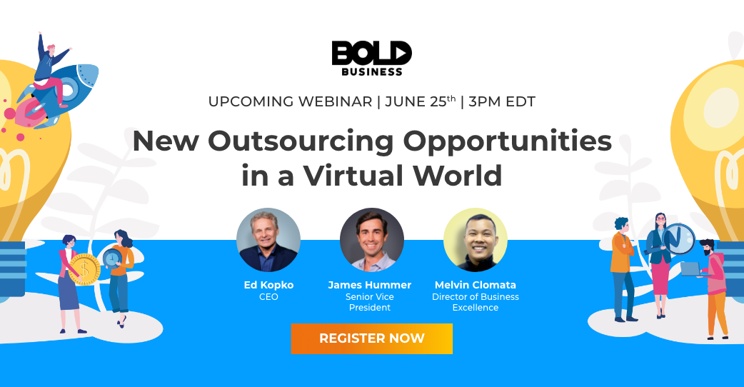 New Outsourcing Opportunities in a Virtual World