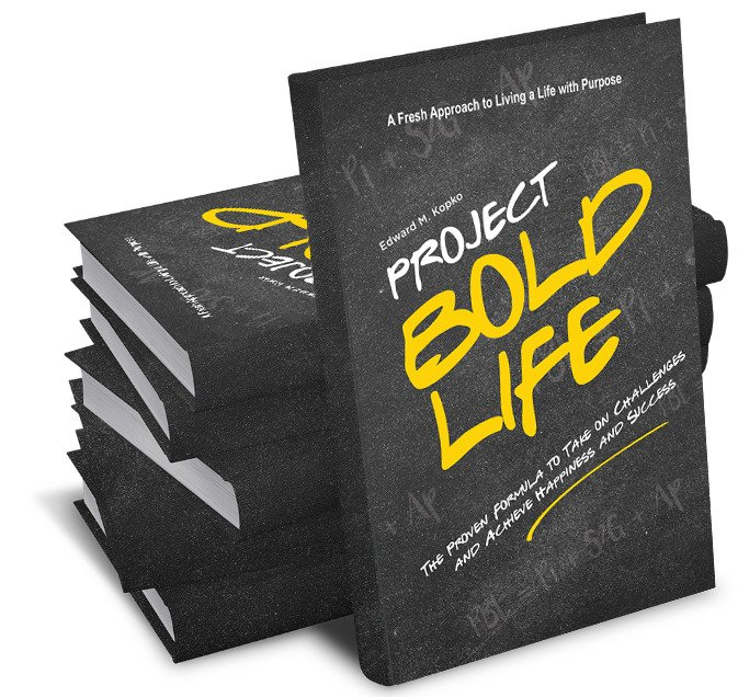 Project Bold Life Book