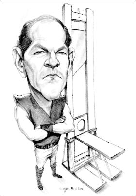Spitzer's Climate of Fear Cartoon