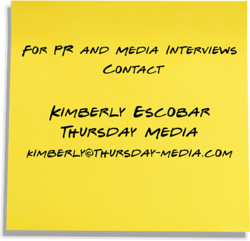 For PR and Media and Interview Contact